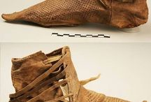 chaussures XIV eme