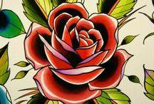 rosa collo