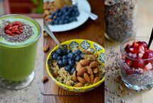 healthy breakfast. / Healthy Breakfast Ideas
