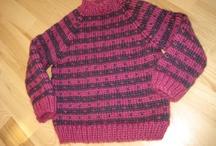 Knitting creation