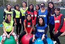 Hen Party Ideas for Sporty Hens