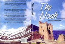 THE NOAH / A breath-taking, international novel in English about ordinary human beings, helplessly caught in a turbulent world...a medical science fiction thriller of a different kind... The pins below are nothing but a haphazard slide show of the gems of the entire novel. To thread and sequence it one will have to read the novel... Price: INR 250. To order the book log on to :  http://www.flipkart.com/the-noah-english/p/itmdx7ynxq577jjf?pid=9789383531011