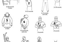 Business Tips / Great ergonomic tips for anyone with a desk job.