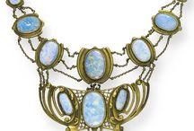 Art nouveau - jewelry