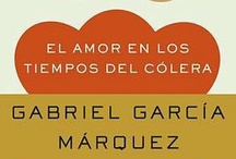 La obra de Gabo / Gabriel García Márquez cumple este 6 de marzo 85 años.  Hemos reunido en este tablón buena parte de su valiosa obra.  / by Cdperiodismo