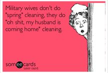 Military wives memes