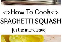Spaghetti Squash Obsession