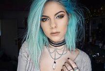 Goth (makeup/stuff)