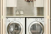 Laundry Room / Small laundry room inspiration