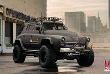 Mad Max Rides
