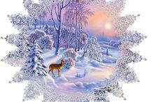 Зима.Новый год.
