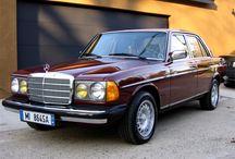Mercedes Benz W123 / Classic Cars