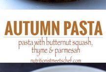 Plant based autumn recipes