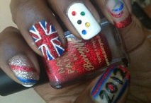 NAIL ART - BY HAND  / by Maureen H