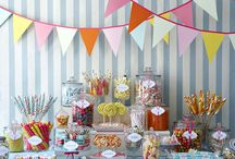 PARTY Candy Tables / by Cristina Perramon
