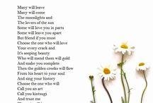 poems and nice stuff