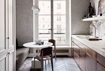 Kitchen ideas / Modern kitchens with industrial vibes.