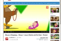 chek out just how many people have watched this video / by peter edyvane