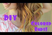 Hair/Body Care / by Trina
