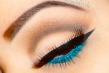 magic's in the makeup / by Krystal Peralta