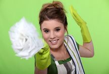 Spring Clean for Less Green! / Tips for saving both time and money spring cleaning your house both inside and out!