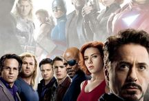 Avengers Actors Assemble! / Mix of all the Avengers actors/actress that aren't in my main boards. I would say they did a pretty awesome job in the movie!  / by Hope392