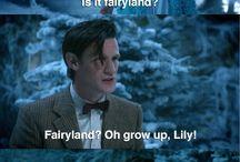 Doctor Who stuff :)