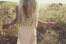 ethereal photo shoot inspiration / by Amber Cornell