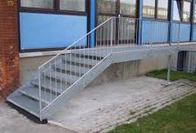 Gelænder & trappe inspiration