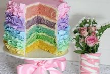 Cakes / by Cherie Kuhn-Williams