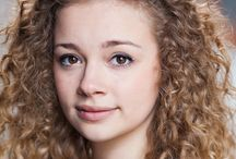 Carrie Hope Fletcher / Funny and very talented. Seen her recently in War Of The Worlds