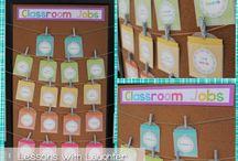 Classroom Jobs / by Leisha Shigenaga
