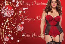We wish you a Merry Christmas / Merry Christmas, Joyeus Noel, Feliz Navidad
