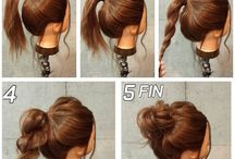 How to do my hair