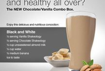 Shakeology / by Carmen Giampapa