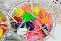 Visual Art projects to do with kids / Visual Art Education for elementary grades K-8