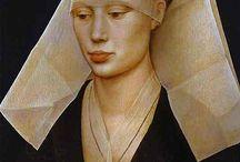 van der Weyden / Storia dell'Arte Pittura  15° sec. Rogier van der Weyden 1400-1464