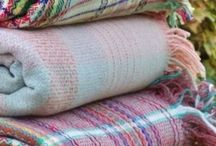 Blankets colorful