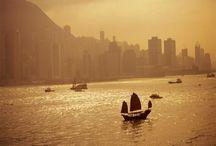 Kínai tájakon..  Művészet.. / Képek.. minták hátterek..