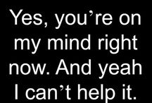 Love(ly) quotes & lyrics