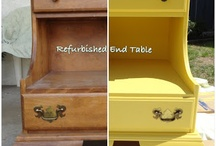 DIY, refurbish, crafty / by BrownEyed Girl