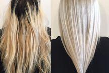 Μαλλιά πλατίνα