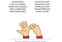 Prstová cvičeni´