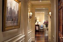 Entry foyer,hallway