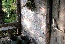 Sauna / Unelmien sauna