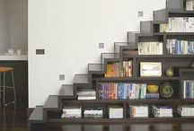Places Books Go  / #bookshelves #books