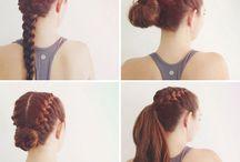 •sports hair•