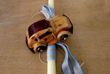 The Funky Crafts_Easter / easter, diy, landmade