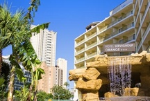 Hotel Servigroup Orange*** / El hotel Servigroup Orange se encuentra ubicado en una animada y céntrica zona hotelera de la ciudad de #Benidorm, a tan sólo 250 m. de la Playa de Levante. //  #Hotel Servigroup Orange is located in a lively hotel area of Benidorm, just 250 m. walk from Levante Beach.