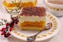 coś słodkiego: ciacha, desery...